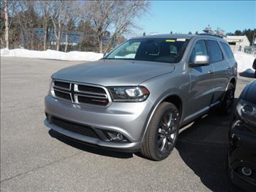 2017 Dodge Durango for sale in Manchester, NH