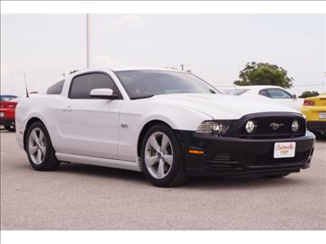 2014 Ford Mustang for sale in Castroville, TX