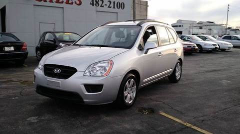 2008 Kia Rondo for sale at Fine Auto Sales in Cudahy WI