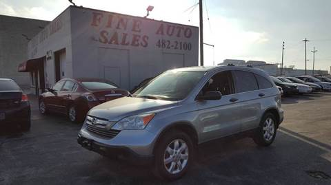 2007 Honda CR-V for sale at Fine Auto Sales in Cudahy WI