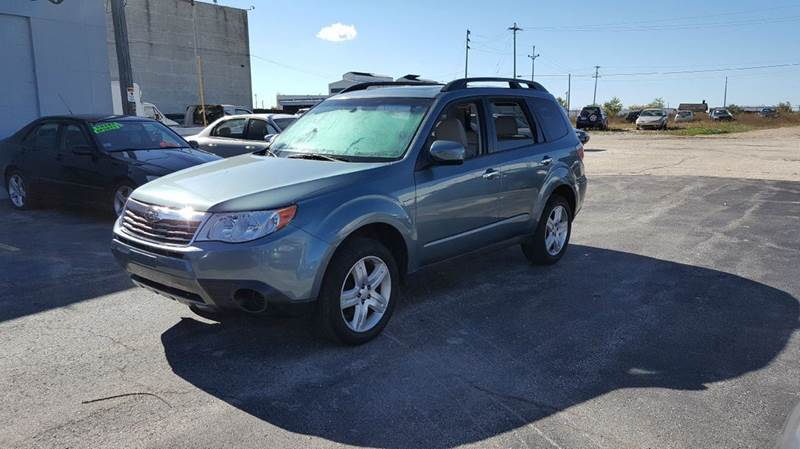 2010 Subaru Forester for sale at Fine Auto Sales in Cudahy WI