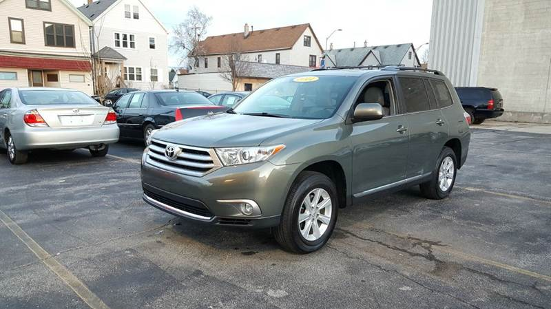 2011 Toyota Highlander for sale at Fine Auto Sales in Cudahy WI