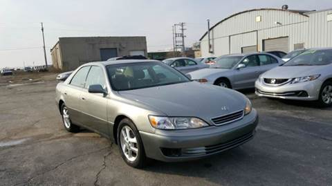 2000 Lexus ES 300 for sale at Fine Auto Sales in Cudahy WI