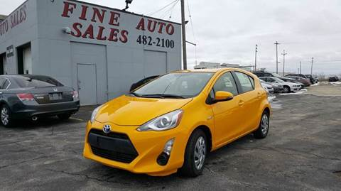 2015 Toyota Prius c for sale in Cudahy, WI