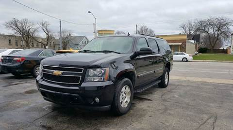 2007 Chevrolet Suburban for sale at Fine Auto Sales in Cudahy WI