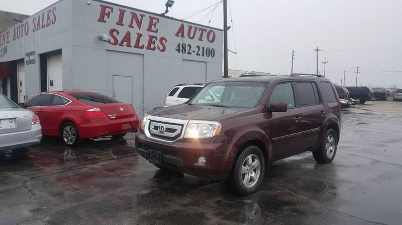 2011 Honda Pilot for sale at Fine Auto Sales in Cudahy WI