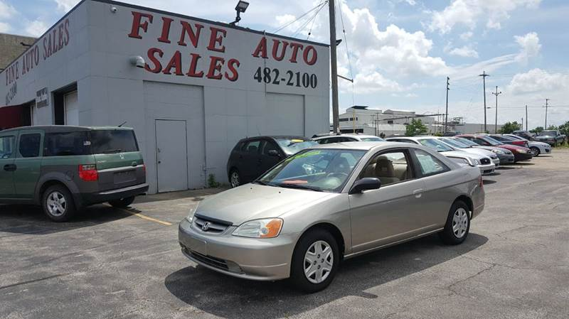 2003 Honda Civic for sale at Fine Auto Sales in Cudahy WI