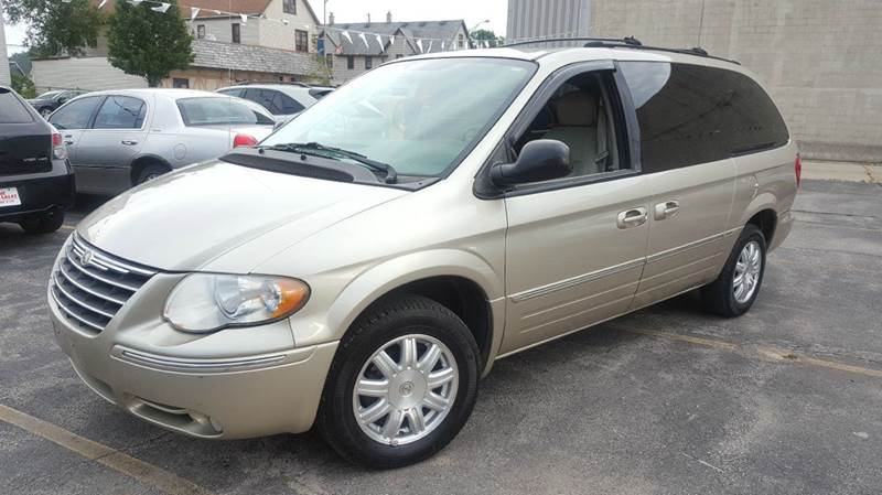 2005 Chrysler Town and Country for sale at Fine Auto Sales in Cudahy WI