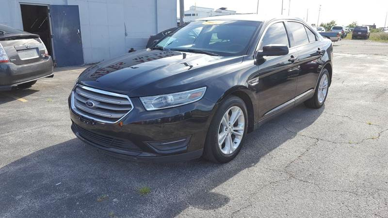 2013 Ford Taurus for sale at Fine Auto Sales in Cudahy WI