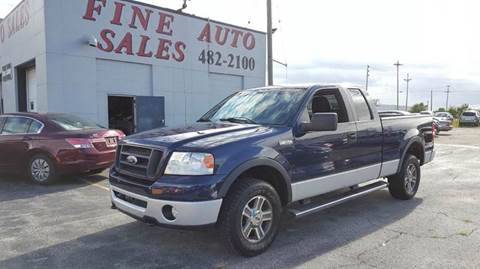 2008 Ford F-150 for sale at Fine Auto Sales in Cudahy WI