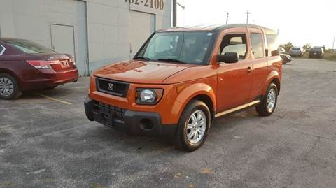 2007 Honda Element for sale at Fine Auto Sales in Cudahy WI
