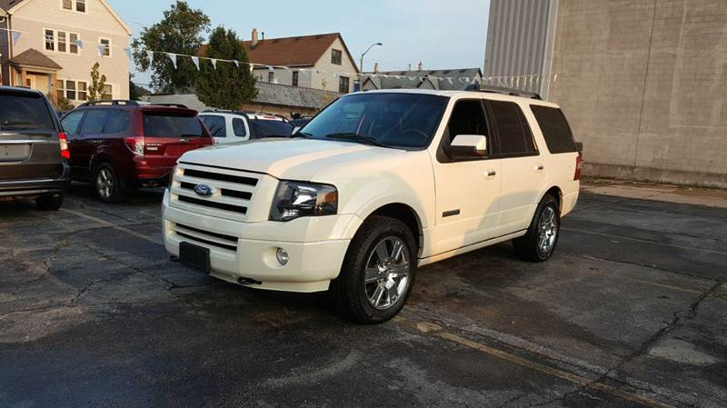 2008 Ford Expedition for sale at Fine Auto Sales in Cudahy WI