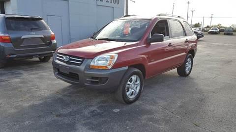2008 Kia Sportage for sale at Fine Auto Sales in Cudahy WI