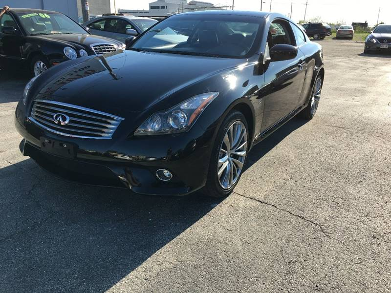 2015 Infiniti Q60 Coupe for sale at Fine Auto Sales in Cudahy WI