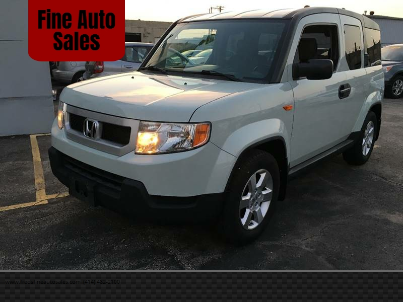 Captivating 2011 Honda Element For Sale At Fine Auto Sales In Cudahy WI