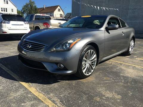 2013 Infiniti G37 Coupe for sale in Cudahy, WI
