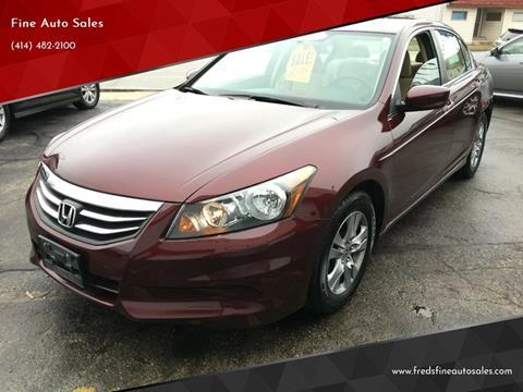 2011 Honda Accord for sale in Cudahy, WI