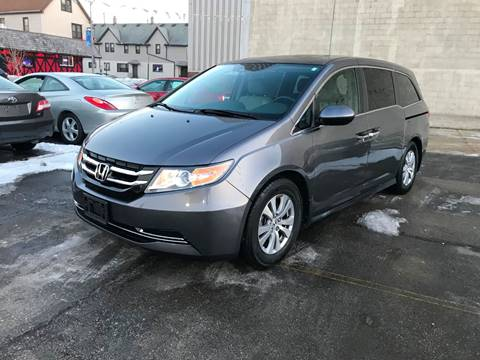 2015 Honda Odyssey for sale in Cudahy, WI