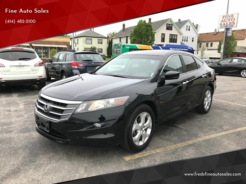 2012 Honda Crosstour for sale in Cudahy, WI