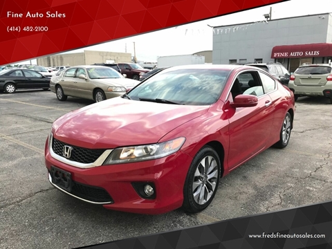 2013 Honda Accord for sale in Cudahy, WI