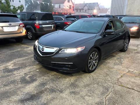 2015 Acura TLX for sale in Cudahy, WI