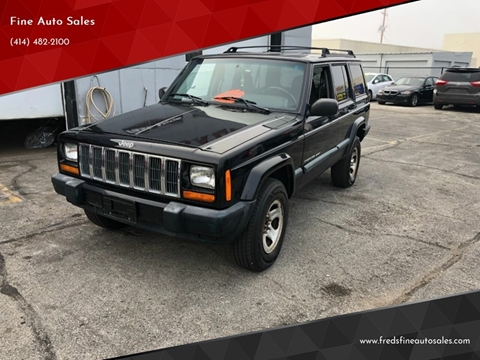 1999 Jeep Cherokee for sale in Cudahy, WI