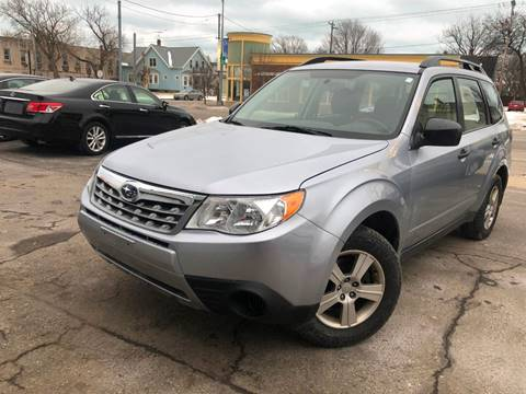 2013 Subaru Forester for sale at Fine Auto Sales in Cudahy WI