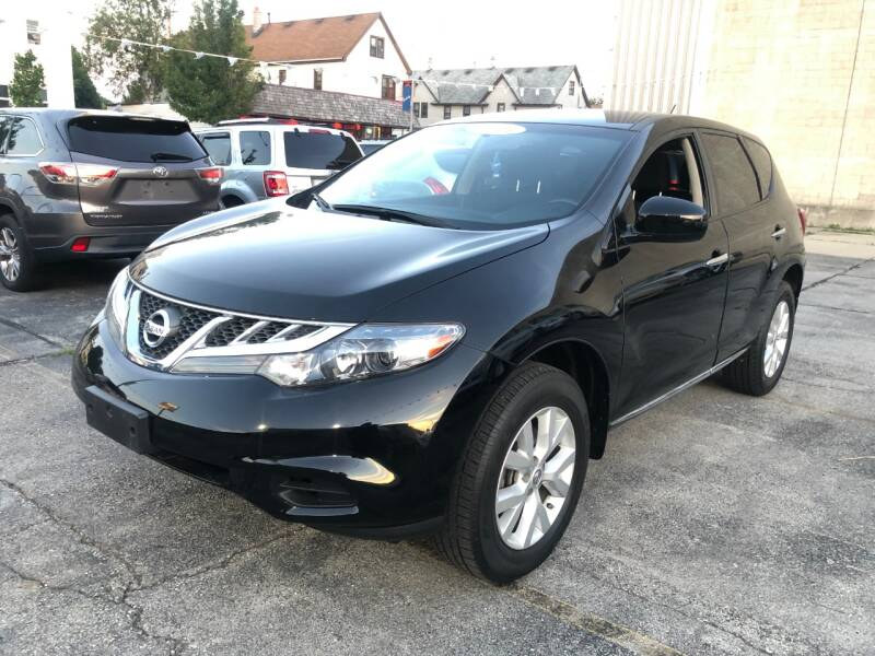 2014 Nissan Murano for sale at Fine Auto Sales in Cudahy WI