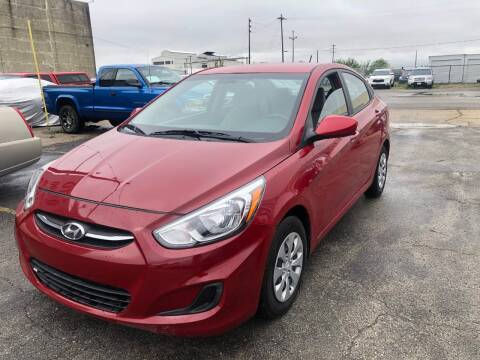 2016 Hyundai Accent for sale at Fine Auto Sales in Cudahy WI