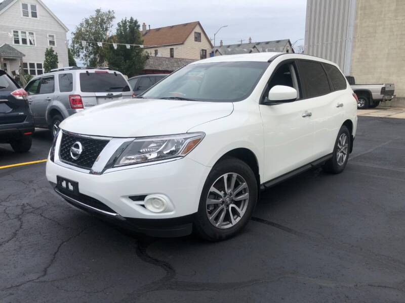 2015 Nissan Pathfinder for sale at Fine Auto Sales in Cudahy WI