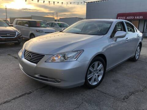 2007 Lexus ES 350 for sale at Fine Auto Sales in Cudahy WI
