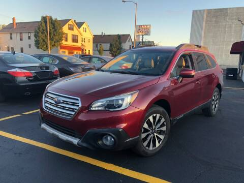 2015 Subaru Outback for sale at Fine Auto Sales in Cudahy WI