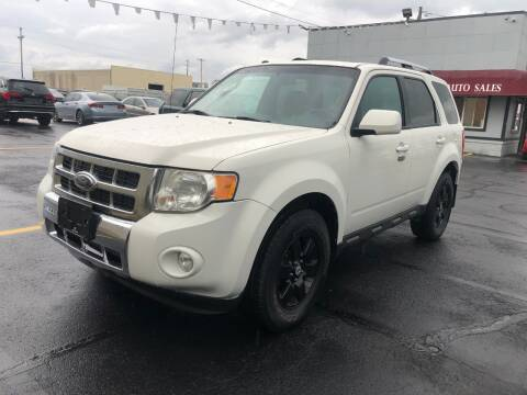 2010 Ford Escape for sale at Fine Auto Sales in Cudahy WI