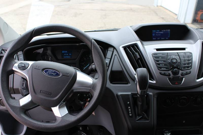 2015 Ford Transit Wagon 350 Xlt 3dr Lwb Low Roof Passenger