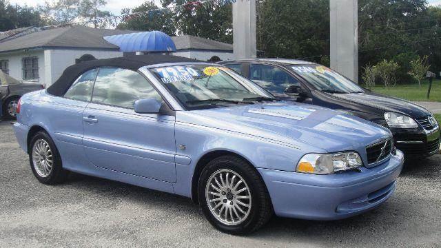2004 Volvo C70