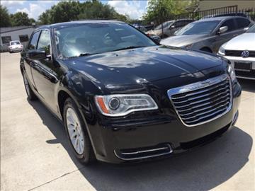 2012 Chrysler 300 for sale in Houston, TX