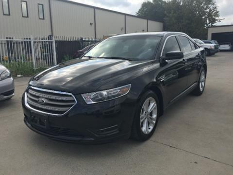 2015 Ford Taurus for sale in Houston, TX