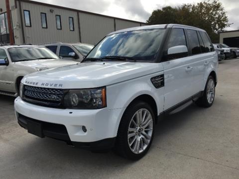 2013 Land Rover Range Rover Sport for sale in Houston, TX