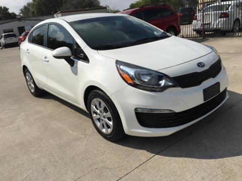 2016 Kia Rio for sale in Houston, TX