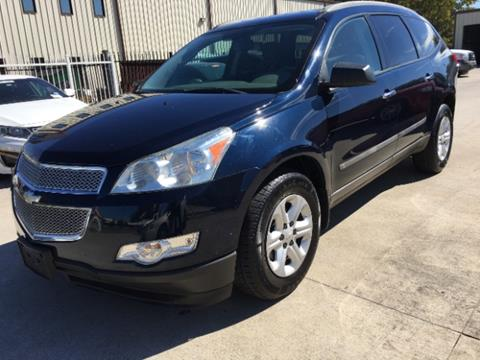 2010 Chevrolet Traverse for sale in Houston, TX