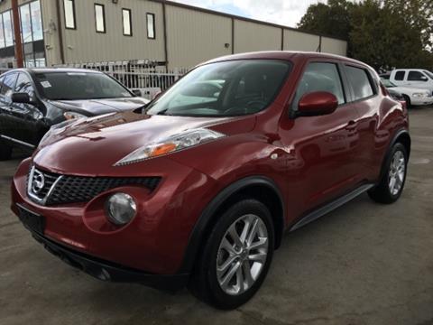 2012 Nissan JUKE for sale in Houston, TX