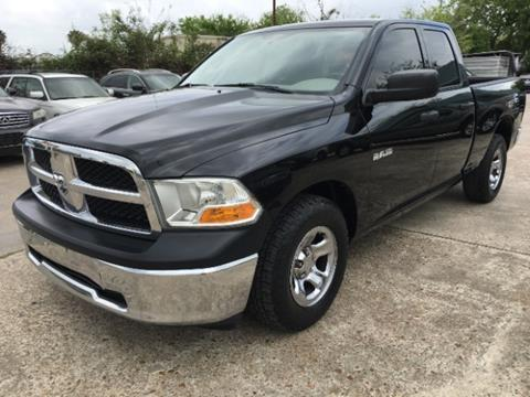2010 Dodge Ram Pickup 1500 for sale in Houston, TX