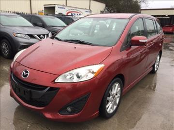 2013 Mazda MAZDA5 for sale in Houston, TX