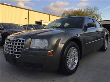 2008 Chrysler 300 for sale in Houston, TX