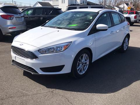 2018 Ford Focus for sale in Akron, IN