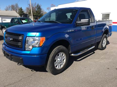 2013 Ford F-150 for sale in Akron, IN