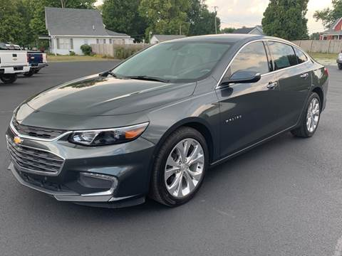 2017 Chevrolet Malibu for sale at Gagnon  Motors - Gagnon Motors in Akron IN