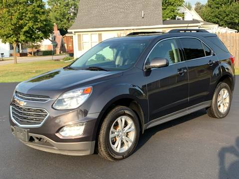 2016 Chevrolet Equinox for sale at Gagnon  Motors - Gagnon Motors in Akron IN
