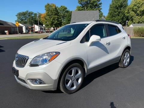 2015 Buick Encore for sale at Gagnon  Motors - Gagnon Motors in Akron IN