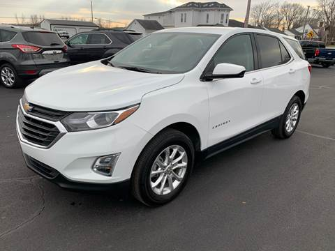 2018 Chevrolet Equinox for sale at Gagnon  Motors - Gagnon Motors in Akron IN